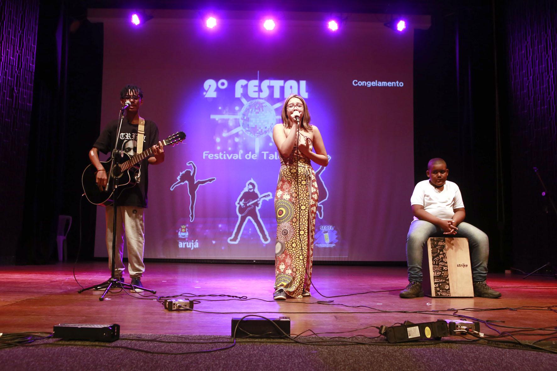 Definidos os vencedores do 2º Festival de Talentos de Guarujá