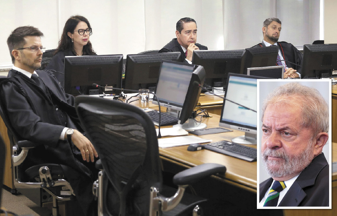 Segunda instância condena Lula a 17 anos de prisão