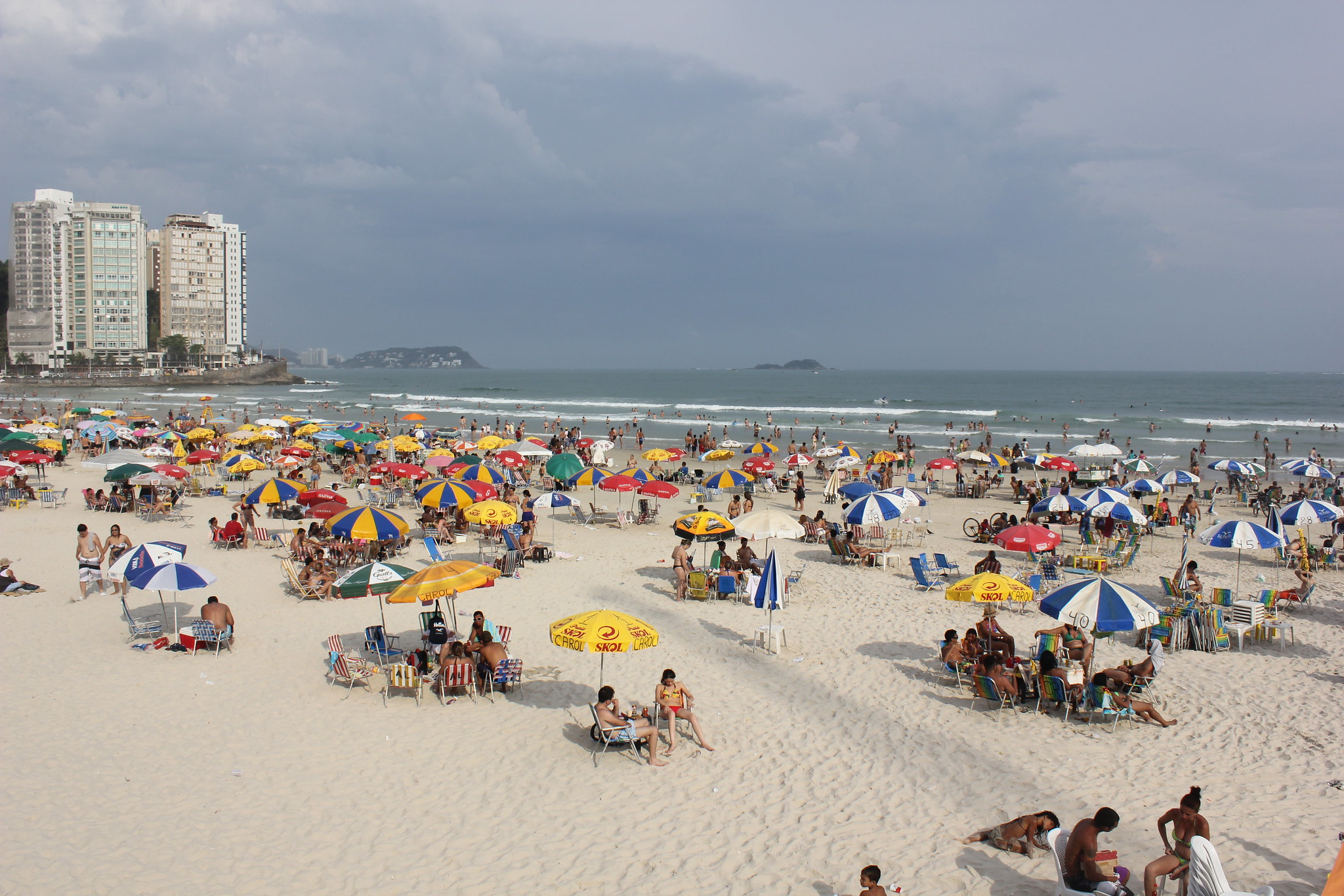 Guarujá deve receber mais de 2 milhões de turistas