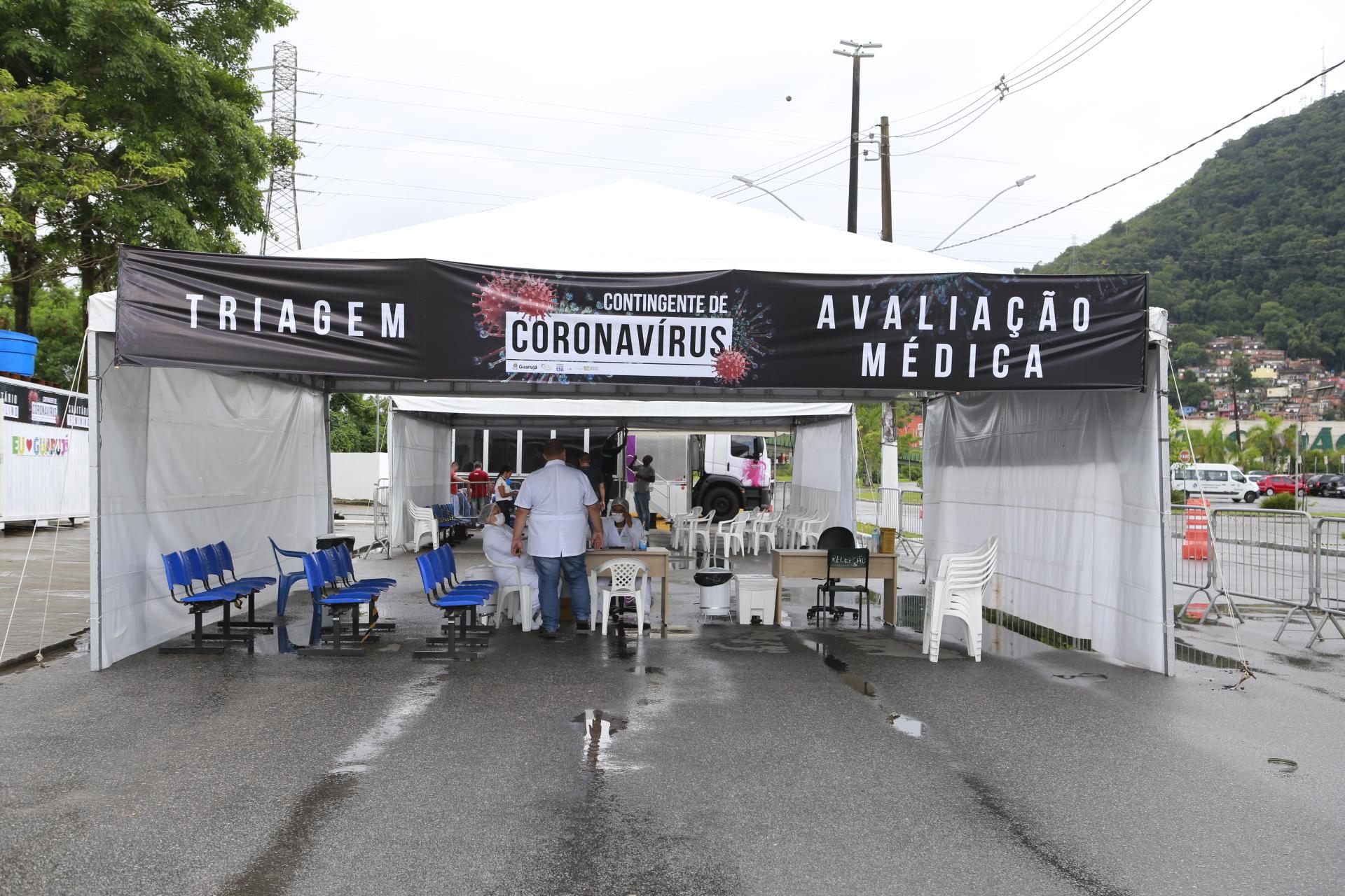 Boletim Coronavírus – Sobe para 11 número de óbitos em investigação em Guarujá