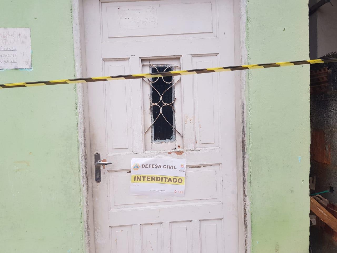 Defesa Civil em Guarujá interdita 477 moradias