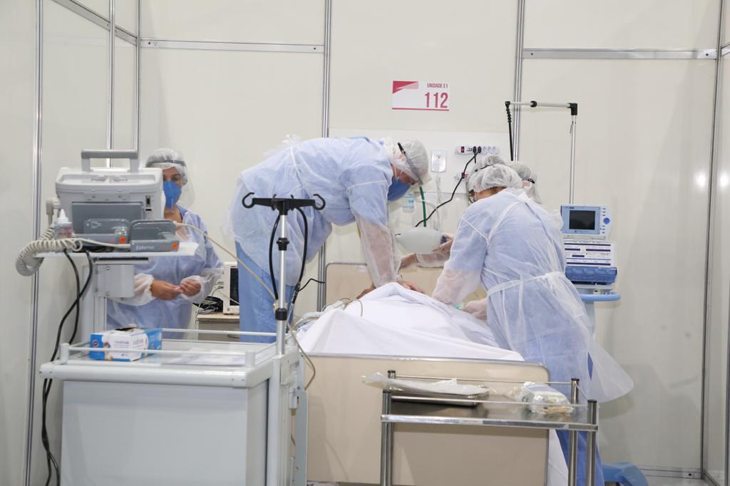 SP registra 17,1 mil óbitos e 349,7 mil casos de coronavírus