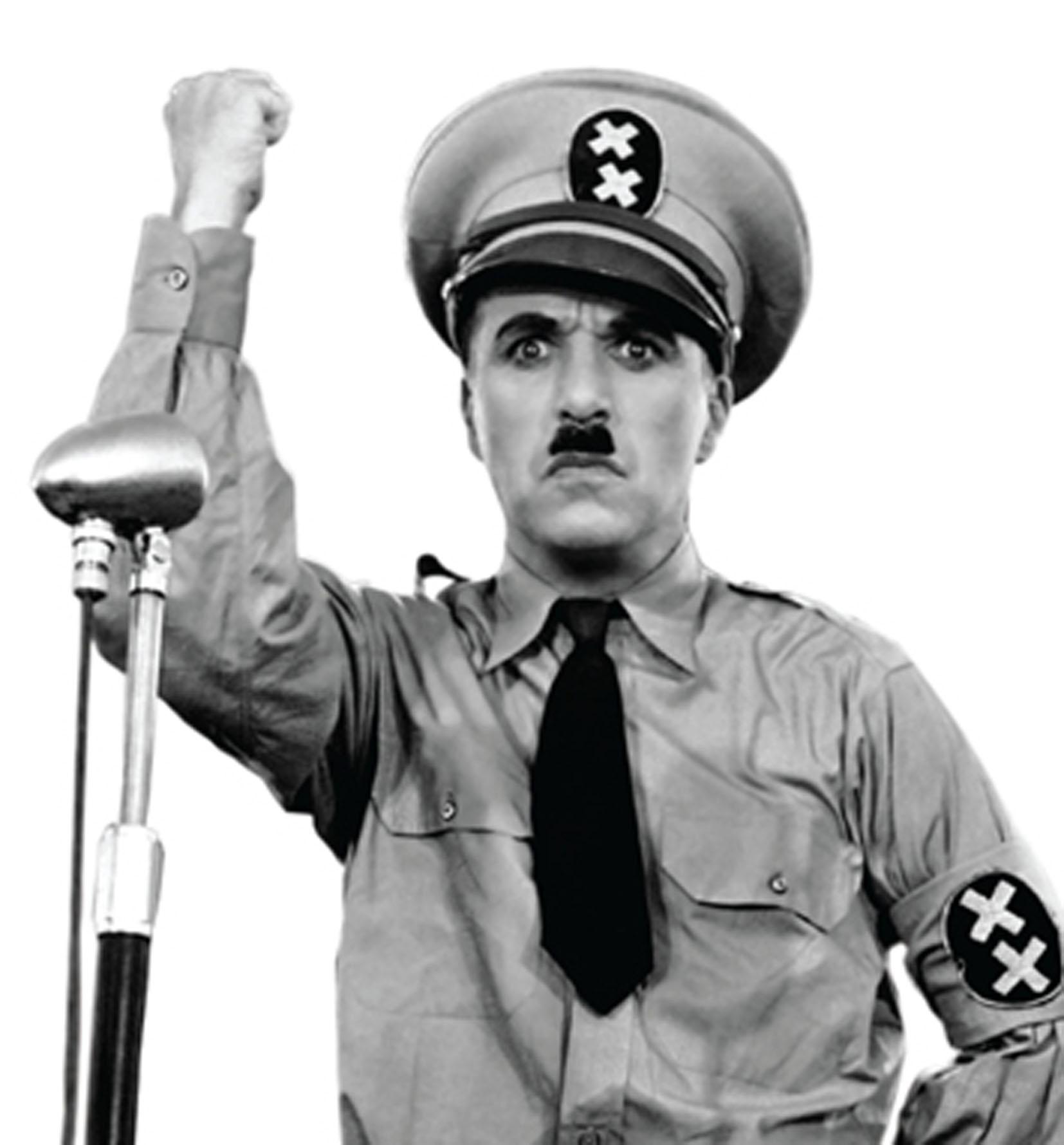 'O Grande Ditador', de Chaplin é a dica cultural online do MIS