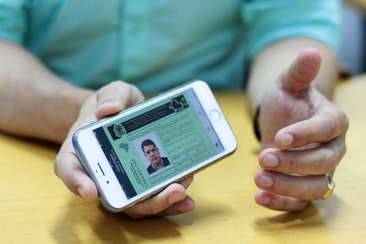 Registro digital de veículo está disponível online