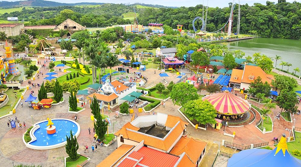 Parques temáticos em São Paulo poderão reabrir dia 23 de setembro