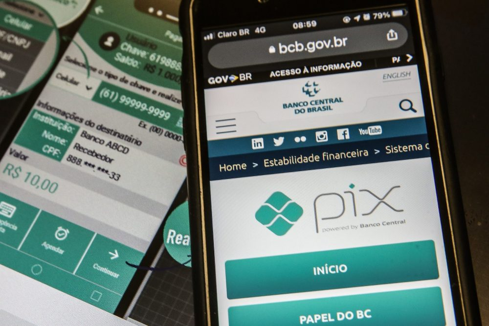 Pix: novo sistema de pagamento instantâneo entra em funcionamento