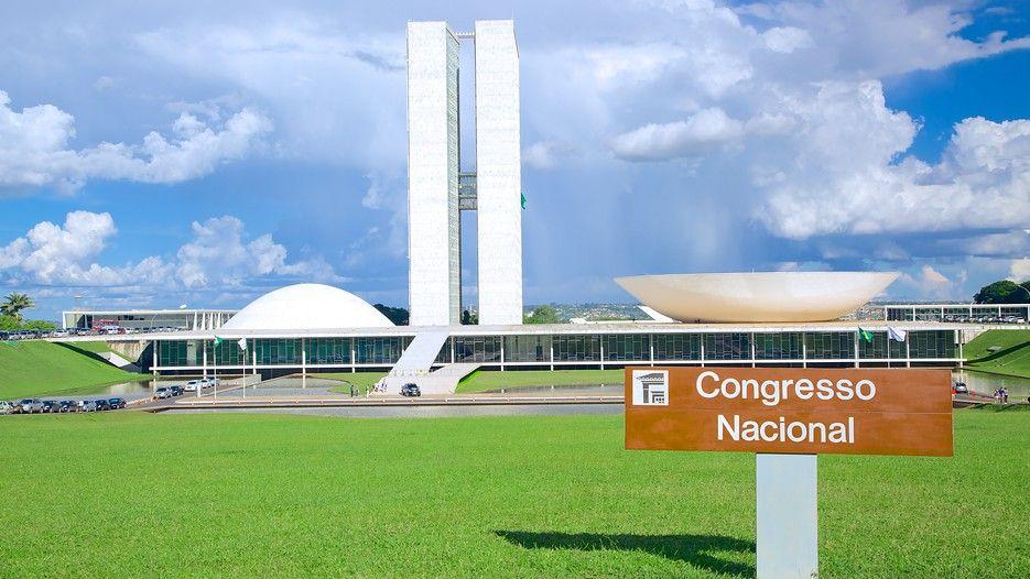 Congresso Nacional-Reprodução